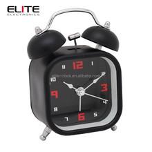 original rohs wholesale retro led light alarm clocks