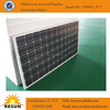 High efficiency 250watt mono panel solar from Chinese factroy direct