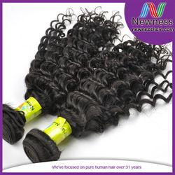 14 inch big malaysian deep wave weave