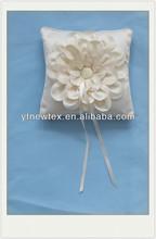 2015 new fashion wedding ring cushion made in china