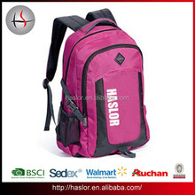 Hot selling new sports backpack, school bag backpack for teens