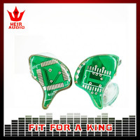 custom CIEM in ear earphonemusic headphone wiht fm radio jt2805