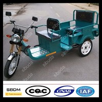 SBDM OEM Passenger Cargo Tricycle For Sale