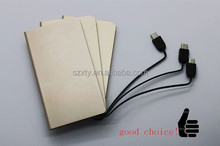 power bank samsung galaxy s5/iphon /samsung galaxy s6 battery charger new products on china market