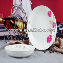 ceramic pie plate,plate of Turkish ceramics,enamel plate