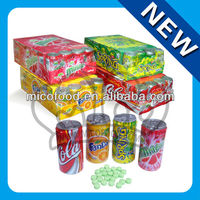 mini Cola/Fanda/Sprite/Mirinda soda sugar soda candy