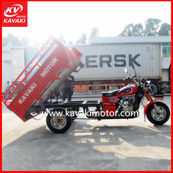 Guangzhou Original Factory supply economic cargo tricycle/ three wheel vehicle/3 wheel trike with attractive prices