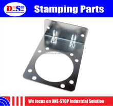 Smooth surface stainless steel sheet metal stamping parts - sheet metal stamping