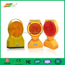 solar barricade warning light can be customized