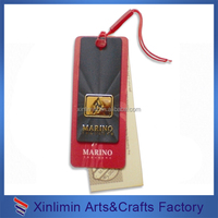 Custom cheap hang tag for clothing with high quality