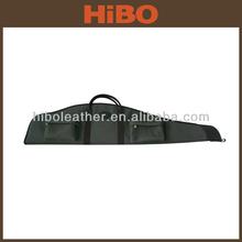 Canvas and imitation leather rifle bag / rifle cover / rifle gun bag