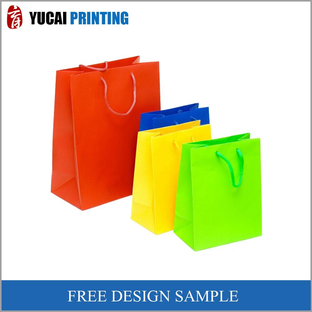 Summer fashion t shirt packaging paper bag buy paper bag for Bags for t shirt packaging