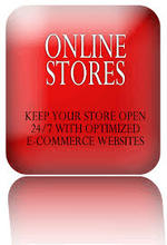 Online store development, custom design ecommerce website