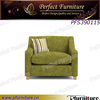 Top quality cheap fabric sofa bed with storage ottoman.