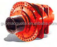 China made Guomao high load planetary gearbox power motor reductor