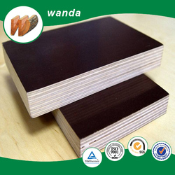 Factory Direct Sale 18mm construction concrete plywood waterproof marine plywood