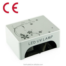 Newest 35 watts uv + led lamp can cure all the gels 35W LED+ CCFL Mixed nail uv lamp with sensor Made of ABS+stainless steel