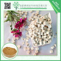 Wholesale Chinese herbal Poria cocos Extract polysaccharide 20:1 with free sample