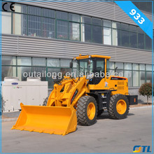 Hydraulic Wheel Loader , factory made933, Construction Equipment With Ce