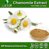 GMP Factory China Supplier Chamomile Standardized Extract Food Supplement