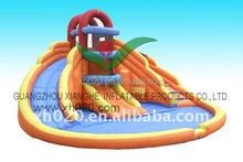 2015 Hot Sale brand new residential water slides for children