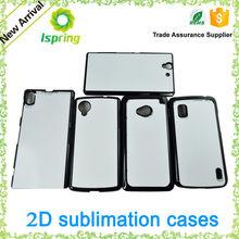 for iphone 6 2d 3d sublimation case,dye sublimation blanks