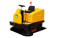 Vacuum Driving street sweeper, road sweeper truck