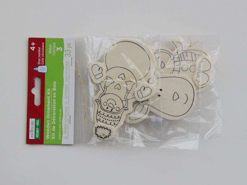 coloring kit kids educational diy wooden colorful toys, ocean design ...