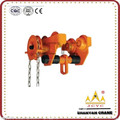 Polipasto de cadena manual carro/orientada a mano ( hp )