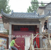 Chinese traditional superior roofing tile atlanta like