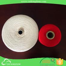 Leading manufacturer cotton extra fine sock yarn w high twist recycled yarn