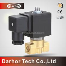 3 2 way solenoid valve open from zero pressure