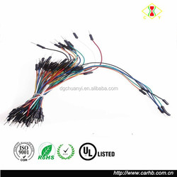 Solderless Breadboard Power Supply Module Jumper cable Kits for Arduino Project