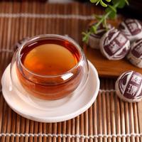 Yunnan Ripe Tuocha Tea Puer Pu'er Cooked Pu Erh Slimming Mini Puerh Tea Lower Blood Pressure