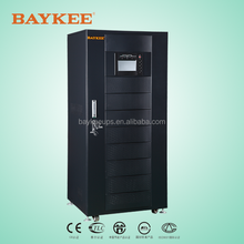 Baykee solar inverter 40KVA 100kva online UPS toy trucks