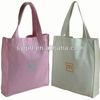 customized full color custom printed canvas tote bags