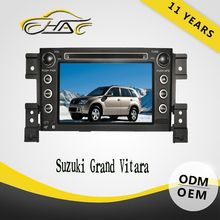 Auto hd dvd OEM for suzuki grand vitara car dvd gps navigation system with car radio mp4 player