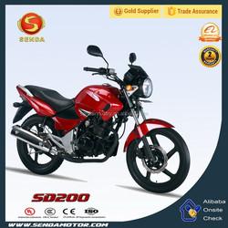 Popular 200CC best-selling street bike motorcycle