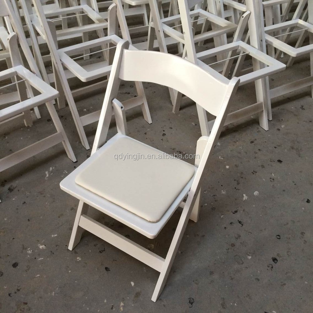 outdoor wood folding chair white color buy wood slat folding chair