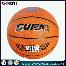 crazy selling cheap outdoor designer basketball for children game