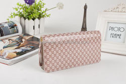 Newest hot-sale PU Women Fashion and trendy jewelry wallet