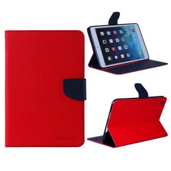 Mercury Goospery Fancy Diary Leather Case for ipad 2 3 4