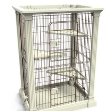 Cat Cage for Sale Cheap Stainless Steel Dog Cage