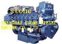 Дизельный двигатель Weichai 6160 6160 - фото 9