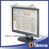 Anti-glare computer screen privacy film/screen cover with 2ways/4 ways(manufacture)