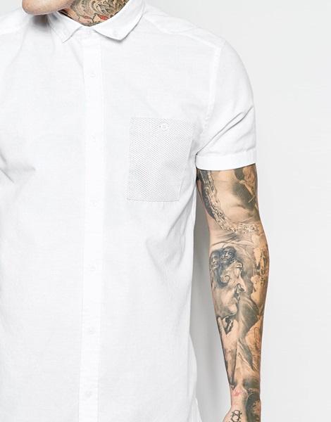 Wholesale fancy design white cotton plain no brand t shirt for Plain t shirt brands