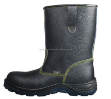 High cut protective boots rigger boots construction boots