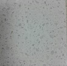 2015 decorativa artificial piedra de cuarzo blanco