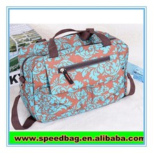 Light waterproof nylon office bag waterproof sling bag ladies' waterproof bag
