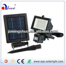 Long working hr, solar garden security light, motion sensor